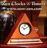 Now & Zen's Meditation Timers and Alarm Clocks