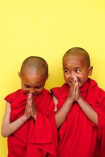 Zen Monks