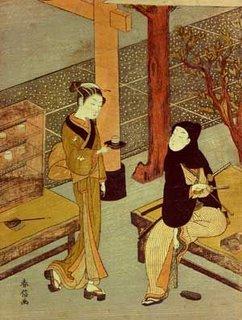Ukiyoe Tea