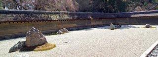 Ryoan-ji - dry zen garden