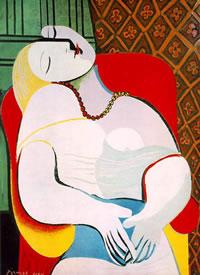 Dream, Pablo Picasso