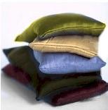 Silk Lavender Eye Pillows