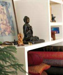 Creating A Meditation Space At Home And Include A