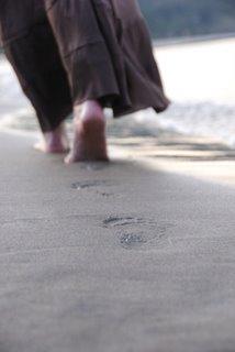 mindfulness walking