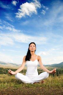 can meditation reduce stress?