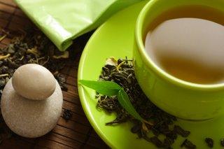 meditative tea ceremony