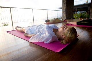 Resting Yoga Practice