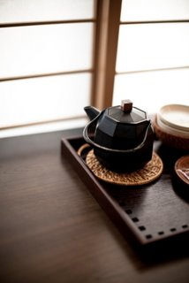 Soothing you senses with a cup of tea