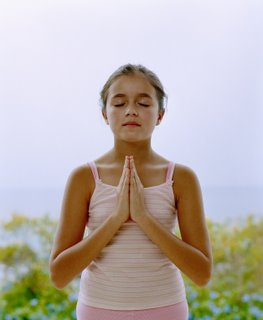 teaching children to breath