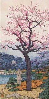 Toshi Yoshida -- Plum