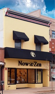 Now & Zen's Showroom, a place to find meditation tools and clocks