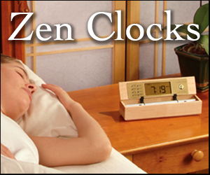 progressive chime alarm clocks by Now & Zen, Inc.