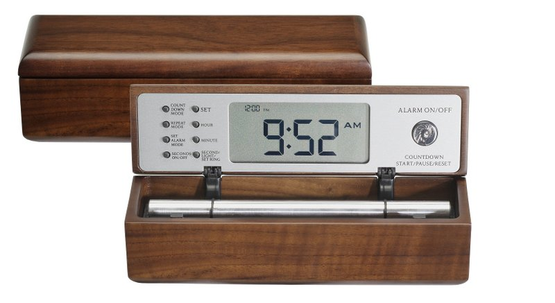 Gentle Chime Alarm Clock for a Progressive Awakening