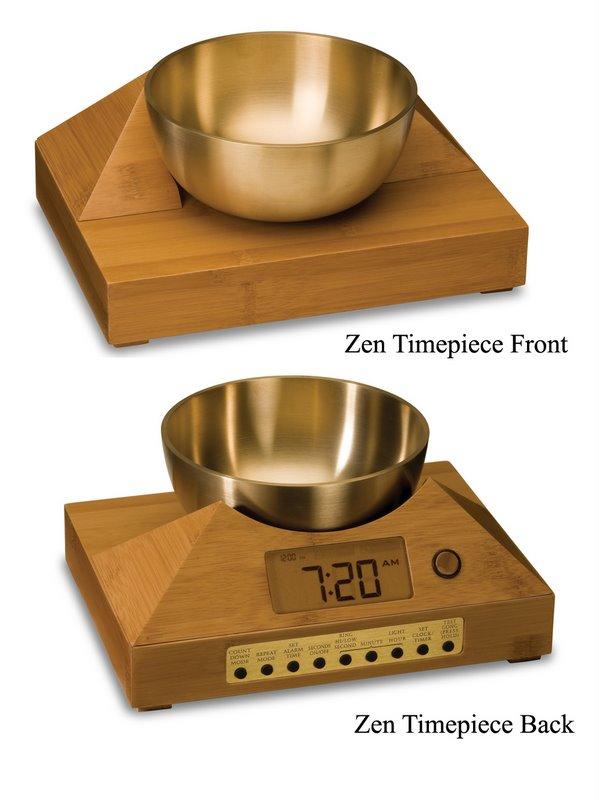 Singing Bowl Meditation Timers and Alarm Clocks