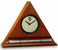 No Snooze Button Alarm Clocks with Gradual Chime Sequence