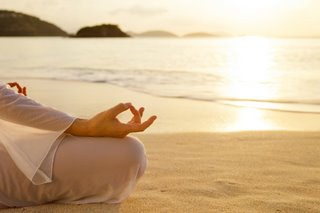 Meditation is generally an inwardly oriented, personal practice, which individuals do by themselves. Meditation may involve invoking or cultivating a feeling or internal state, such as compassion, or attending to a specific focal point.