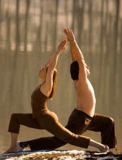 Choose a Gentle Zen Timer for Your Partner Yoga Practice