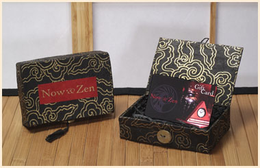 Now & Zen Gift Card